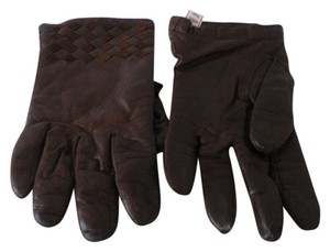 J.Crew J. Crew Cashmere Lined Leather Gloves