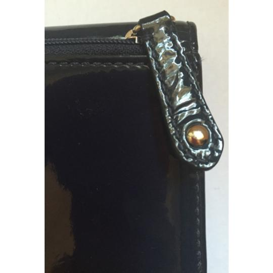 Coach Madison Large Patent Leather Wallet