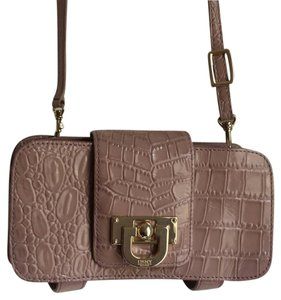 DKNY Crocodile Cross Body Bag