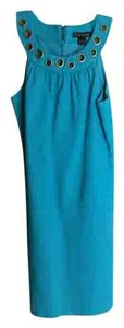 Jessica Howard short dress Turquoise on Tradesy