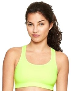 Gap GAP Yellow Keyhole Racerback Sports Bra Nwt XS $37