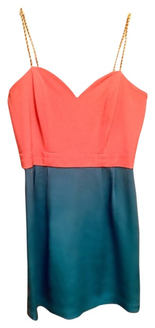 Preload https://item4.tradesy.com/images/naven-peach-and-cali-blue-2-tone-heartthrob-above-knee-night-out-dress-size-4-s-4657738-0-0.jpg?width=400&height=650