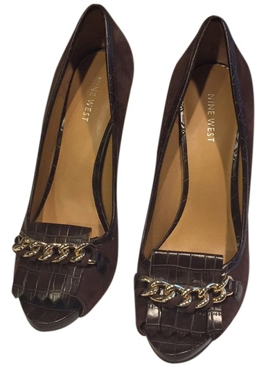 Preload https://img-static.tradesy.com/item/4658212/nine-west-brown-pumps-size-us-9-regular-m-b-0-0-540-540.jpg