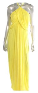 DG2 by Diane Gilman Curvy Halter Slimming Summer Spring Dress