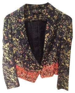 SUNO Mutlicolor with embellishments Blazer
