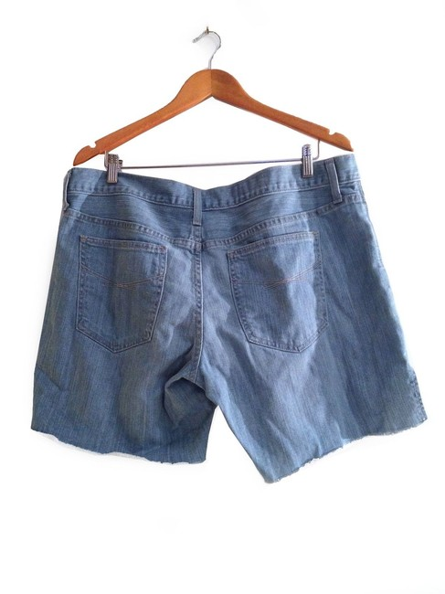 Gap Cut Off Shorts Blue