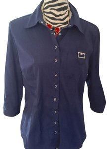Antilia Femme Button Down Shirt