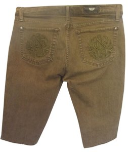 Rock & Republic Cut Off Shorts brown