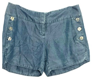 The Limited Cotton Mini/Short Shorts denim
