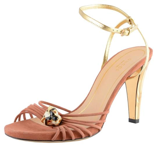 Preload https://item4.tradesy.com/images/gucci-pink-gold-sandals-4659763-0-0.jpg?width=440&height=440