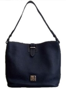 Dooney & Bourke Pebble Leather Tabitha Shoulder Bag
