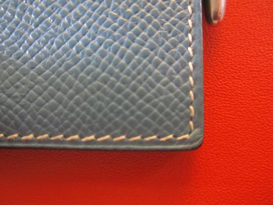 Hermès Hermes Agenda Notebook Cover With Silver Pen