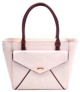 Kate Spade Satchel in Magnolia/Chocolate