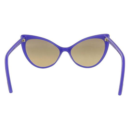 Tom Ford Tom Ford Electric Blue Full Rim Cateye Sunglasses