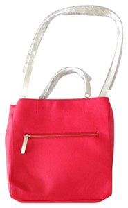 Zara Handbag Tote in Red