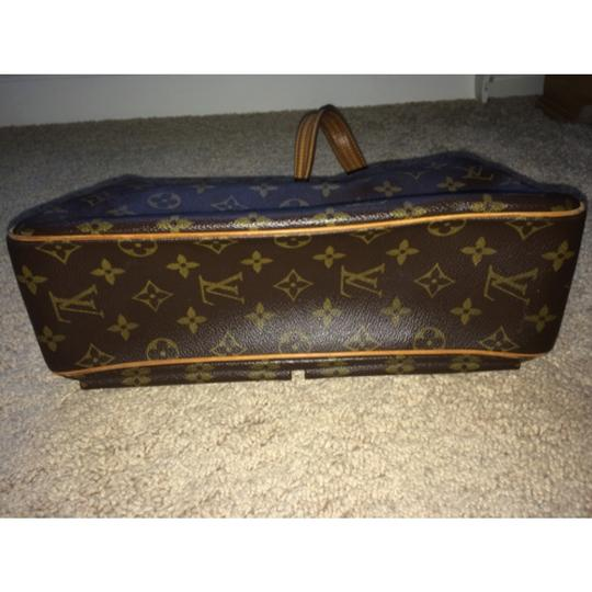 Louis Vuitton Leather Vintage Shoulder Bag