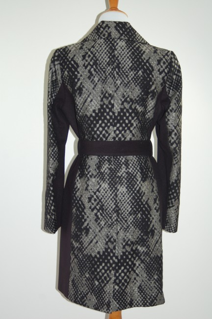 Diane von Furstenberg Dvf Prints Unique Trench Coat