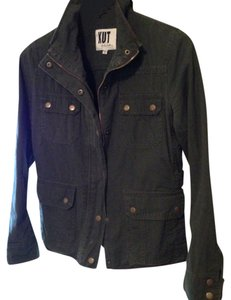 KUT from the Kloth Olive Jacket
