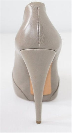 Givenchy Wedges Gray Platforms