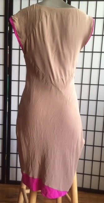 Daryl K short dress Nude neon Pink on Tradesy