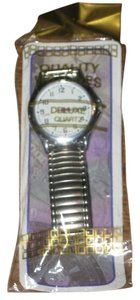 Quality Watches Quality Watches men's silver quartz watch