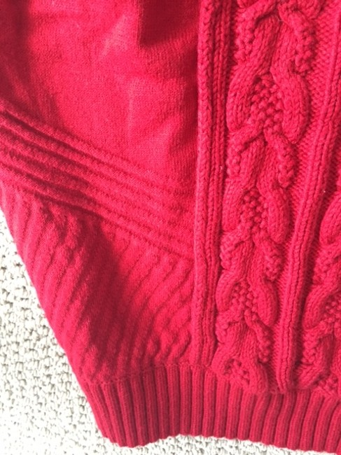 Anthropologie Fall Knit Sweater