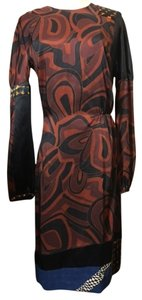 Dries van Noten Dessa Silk Lined Dress