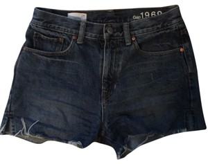 Gap Cut Off Shorts
