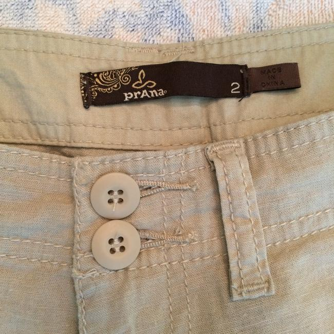 prAna Capri/Cropped Pants Tan