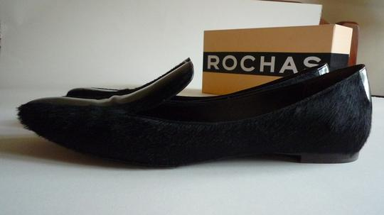 Rochas Loafer Loafers black Flats