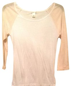 Bozzolo T Shirt White And Pink