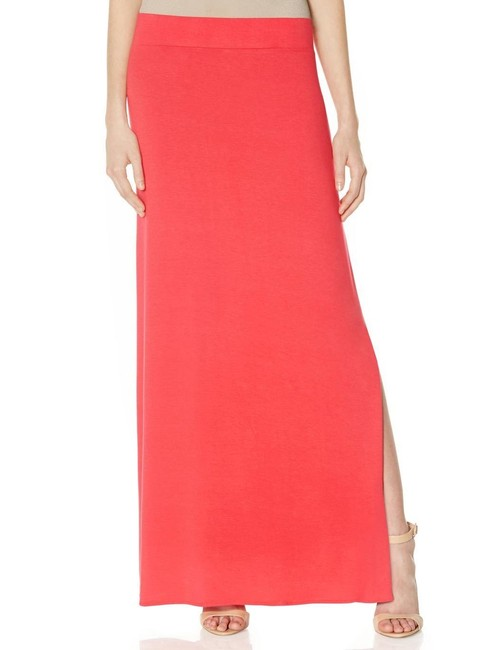 The Limited Pet And Smoke Free Maxi Skirt Red