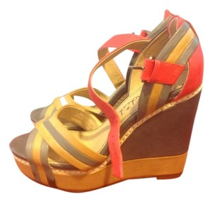 Splendid multi Wedges