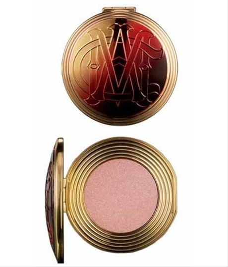 MAC Cosmetics MAC PERSONAL TOUCH Sheerspark Pressed Powder MONOGRAM COLLECTION