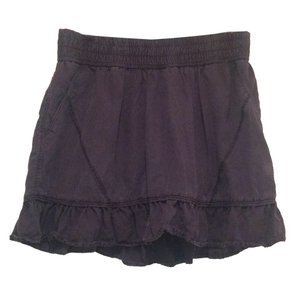 Athleta Mini Skirt Gray