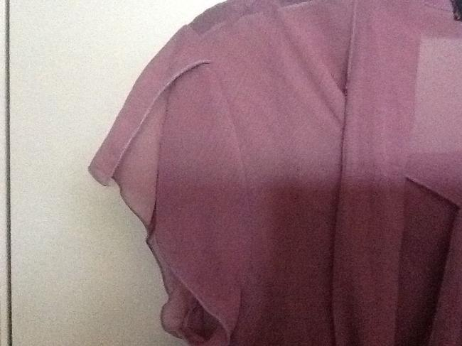 Other Short Sleeve Top Mauve