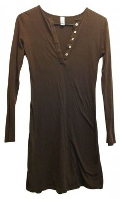 Preload https://img-static.tradesy.com/item/4668/american-apparel-brown-mini-short-casual-dress-size-8-m-0-0-650-650.jpg