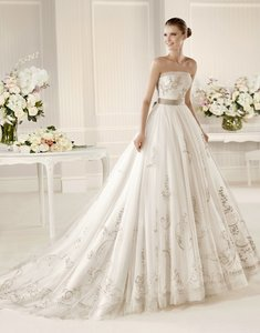 La Sposa Molina Wedding Dress