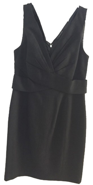 Preload https://item2.tradesy.com/images/elie-tahari-charcoal-grey-knee-length-workoffice-dress-size-8-m-4668841-0-0.jpg?width=400&height=650