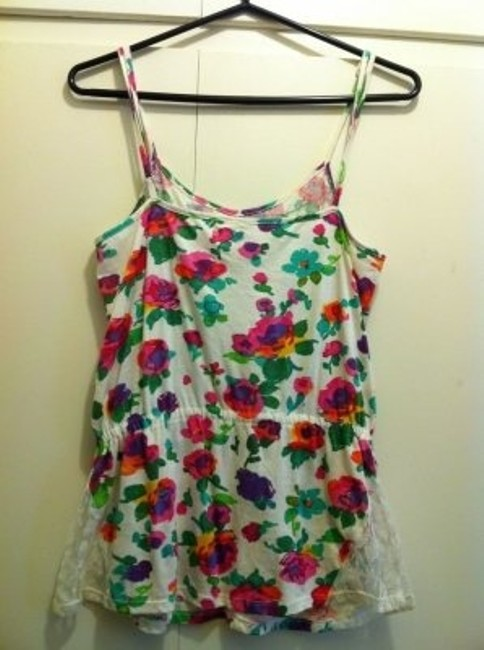 O'Neill Top Floral