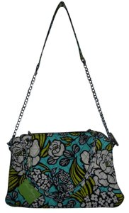 ee93db6bac5a Vera Bradley Pet And Smoke Free Retired Island Blooms Chain Shoulder Bag