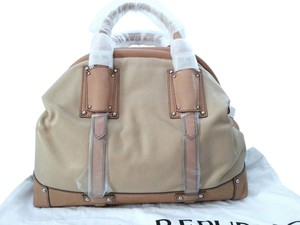 Banana Republic Satchel in Tan/Beige