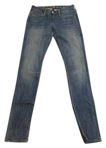 Earnest Sewn Skinny Jeans-Light Wash