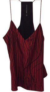 W118 by Walter Baker Top Red and black