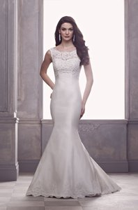 Paloma Blanca 4410 Wedding Dress