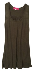 Pookie and Sebastian Top army green