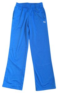 Puma Athletic Pants blue and white