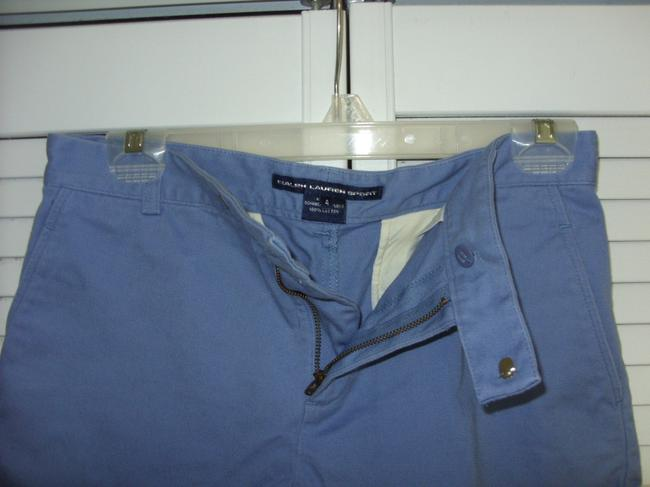 Ralph Lauren Size4 Dress Shorts BLUE