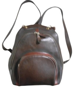 Leather Crafter Backpack