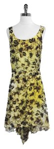 Leifdottir short dress Butterfly Print Silk on Tradesy